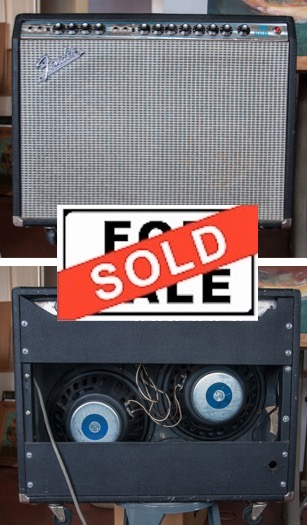 Fender Twin Reverb `73