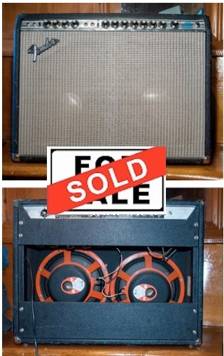 Fender Twin Reverb `75